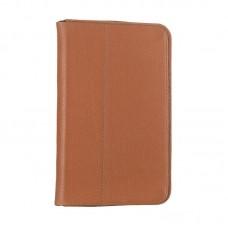 Чехол книжка PU WRX Premium для Samsung Tab 3 7.0 Lite T110 T111 Brown