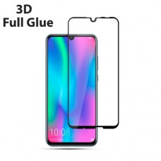 Защитное стекло Optima 3D Full Glue для Huawei P Smart 2019 Honor 10 Lite Black