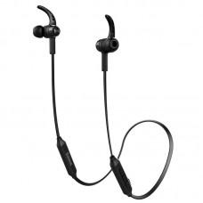 Наушники гарнитура вакуумные Bluetooth Baseus S06 Black