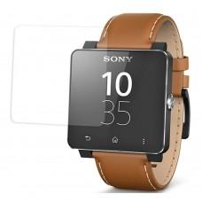 Защитное стекло Optima 2.5D для Sony SW2 Smart Watch прозрачный