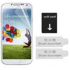 Защитная пленка Isme для Samsung Galaxy S4 i9500 матовая