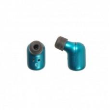 Наушники гарнитура вакуумные Bluetooth Firo A2 Blue