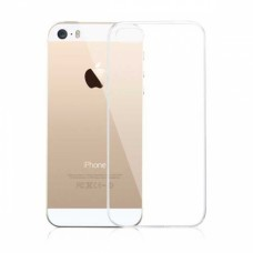 Чехол накладка TPU SK Ultrathin для iPhone 5 5S Transparent