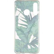 Чехол накладка TPU Gelius Flowers Shine для Samsung G973 S10 Jungle