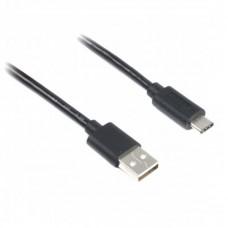 Кабель USB-Type-C Cablexpert 0.5m Black