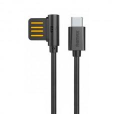 Кабель USB Type-C Remax OR Rayen RC-075a 1m черный