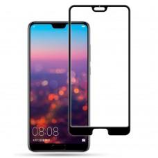Защитное стекло Mocolo 3D для Huawei P20 Black