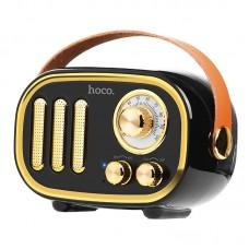 Колонка Bluetooth Hoco BS16 черный