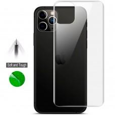 Защитная пленка полиуретановая Optima для iPhone 11 Pro Max Back Transparent