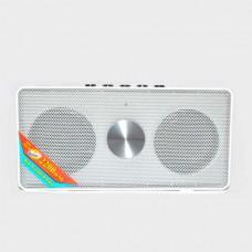 Колонка портативная Bluetooth Wster WS-768BT White