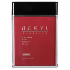 Внешний аккумулятор Power Bank Remax OR RPP-69 Beryl 8000mAh красный