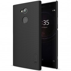 Чехол накладка PC Nillkin Frosted для Sony Xperia XA2 Ultra Black