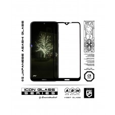 Защитное стекло Armorstandart Icon Full Glue для Nokia 2.3 Black (ARM56154-GIC-BK)