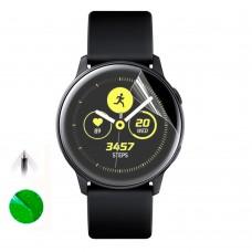 Защитная пленка полиуретановая Optima для Samsung Watch Active R500 (3шт) Transparent