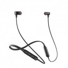 Наушники гарнитура вакуумные Bluetooth Awei G10BL Sport Black