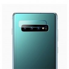 Защитное стекло Mocolo 2.5D на заднюю камеру для Samsung Galaxy S10 Plus Transparent