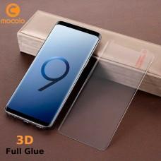 Защитное стекло Mocolo 3D Full Glue для Samsung Galaxy S9 прозрачный