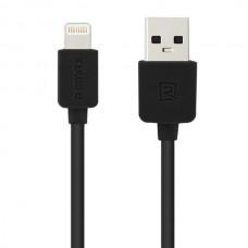 Кабель USB Lightning Remax Light Speed RC-006i iPhone 5 5S SE 2m 5-047 черный
