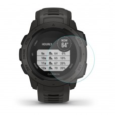 Защитное стекло Hat Prince 2.5D для Garmin Instinct Transparent