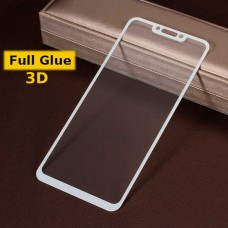 Защитное стекло Optima 3D Full Glue для Huawei P Smart Plus White
