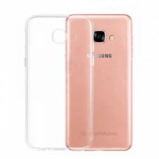 Чехол накладка TPU SK Ultrathin для Samsung A520 A5 2017 Transparent