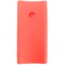 Чехол TPU SK для Power Bank Xiaomi 2c 20000mAh Pink