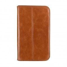 Чехол книжка PU WRX Premium для LG G Pad 8.3 V500 Brown Лак