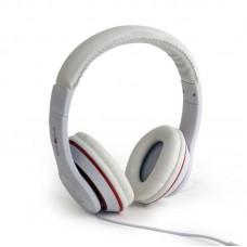 Наушники гарнитура накладные GMB Audio MHS-LAX-W White