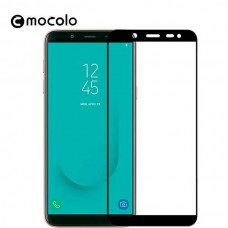 Защитное стекло Mocolo Full сover для Samsung Galaxy J6 2018 Black