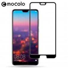 Защитное стекло Mocolo 3D для Huawei P20 Pro Black