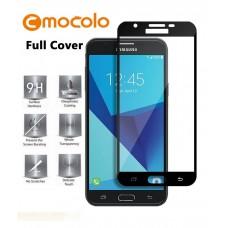 Защитное стекло Mocolo Full сover для Samsung Galaxy J7 2017 J730 черный
