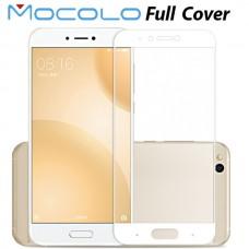 Защитное стекло Mocolo Full сover для Xiaomi Mi 5C White