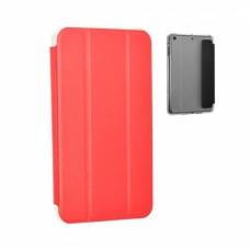 Чехол книжка кожаный Goospery Mercury Smart для Samsung Tab A 10.1 T580 T585 красный