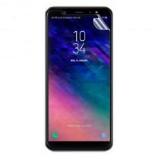 Защитная пленка полиуретановая MK для Samsung A6 Plus 2018
