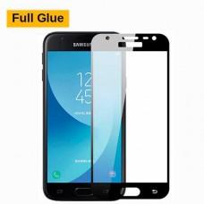 Защитное стекло Optima 3D Full Glue для Samsung J250 J2 2018 Black