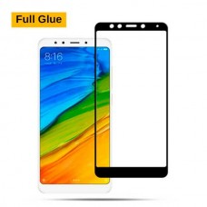 Защитное стекло Optima 3D Full Glue для Xiaomi Redmi 5 Black