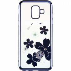 Чехол накладка TPU Beckberg Breathe New для Huawei Y6 2019 Flowers