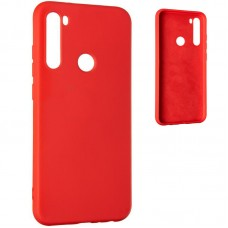 Чехол накладка TPU SK Full Soft для Xiaomi Redmi Note 7 Red