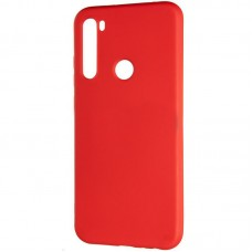 Чехол накладка TPU SK Full Soft для Samsung A307 A30s Red