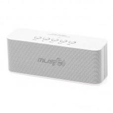 Колонка портативная Bluetooth Wster WS-1519BT White
