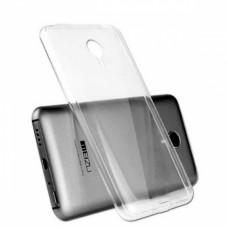 Чехол накладка TPU SK Ultrathin для Meizu M6s Transparent