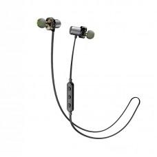Наушники гарнитура вакуумные Bluetooth Awei X680BL Sport Black