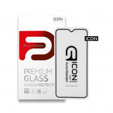 Защитное стекло Armorstandart Icon Full Glue для Realme C2 Black (ARM56298-GIC-BK)