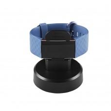 Зарядное устройство SK для Fitbit Charge 3 Black