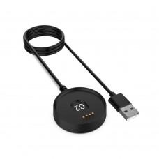 БЗУ QI SK для Xiaomi Ticwatch C2 Black
