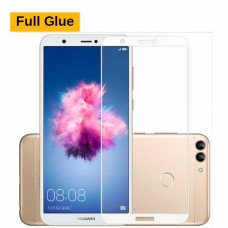 Защитное стекло Optima 3D Full Glue для Huawei P Smart White