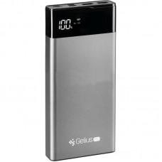 Внешний аккумулятор Power Bank Gelius Pro Edge V2PD GP-PB20-007 20000mAh 2.1A серый