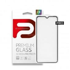 Защитное стекло Armorstandart Pro Full Glue для Oppo A12 Black (ARM56686-GPR-BK)