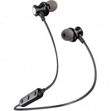Наушники гарнитура вакуумные Bluetooth Awei B980 Sport Black