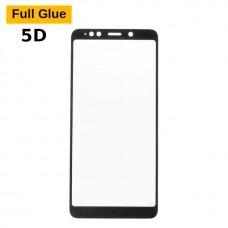 Защитное стекло Optima 5D Full Glue для Xiaomi Redmi Note 5 Pro Black